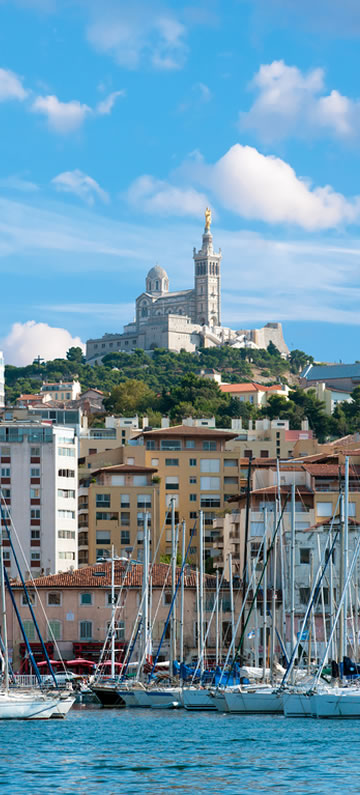 Rent out your apartment in Marseille