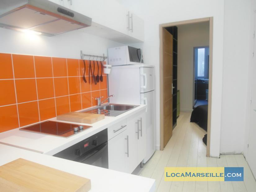Rent your furnished one bedroom rental marseille cinq avenues park