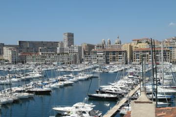 2 bedrooms of Penthouse Vieux Port view Apartment Vieux Port