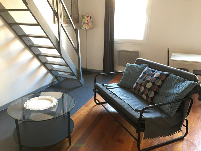 One bedroom apartment in marseille, 1 bedroom rental