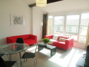 Apartment Terrasse Notre Dame - 2 bedrooms