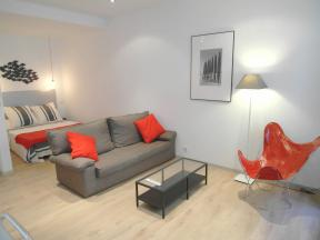 Apartment Moliere 1D - studio
