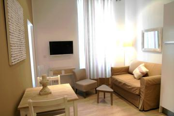 1 bedroom of Moliere 2G apartments in Paris Opéra