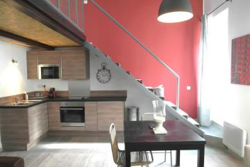 Apartment Moliere 4D
