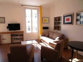 Apartment Place Aux Huiles - studio