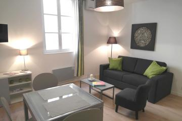 2 bedrooms of Green apple Marseille apartments Le Panier