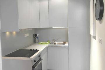 2 bedrooms of Green apple Apartment Le Panier