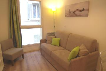 studio of Studio Green Apartment Le Panier