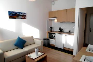 1 bedroom of Senac 3G apartments in Marseille Les Reformes