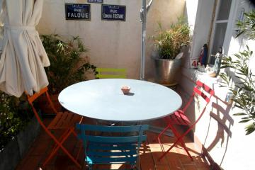 Apartment Patio Castellane