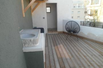 Apartment Terrasse Lodi