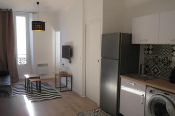 1 bedroom of Nairobi apartments in Marseille Baille