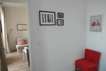 1 bedroom of Senac 24-4D Apartment La Canebière