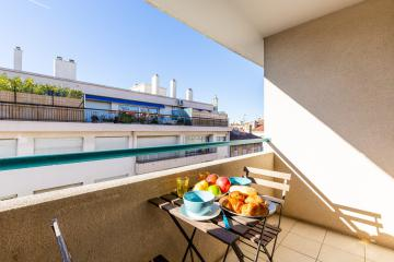 Apartment Terrasse Chave
