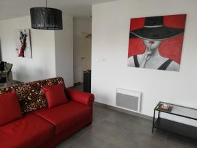 Apartment Terrasses sur les toits - 2 bedrooms