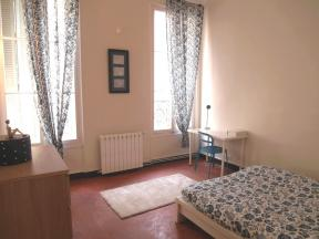 Apartment Chambre 2 Le Grand bleu - flatsharing