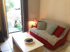 Apartment Jardin Roucas Blanc - 1 bedroom