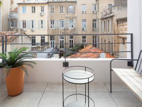 Apartment Montgrand Madeleine - studio